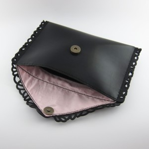 Organic Cell envelope clutch - open