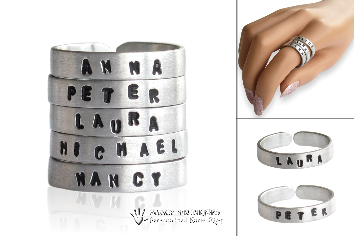 Name Ring - compilation